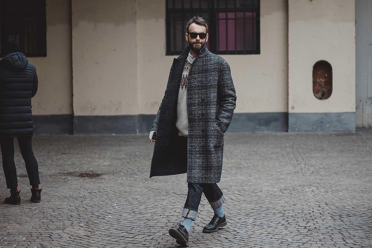 Tärkeässä tehtävässä pitää pukeutua tyylikkäästi